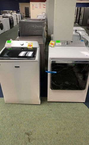Brand New Maytag Washer and Electric Dryer!! M9 for Sale in Los Angeles, CA