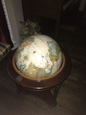 United Military Academy Globe for Sale in Houston, TX