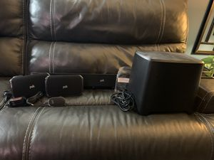 Polk Full Sound System for Sale in McHenry, IL