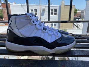 NIKE AIR JORDAN 11s (concord) SZ 10 for Sale in Queens, NY