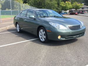 2005 Lexus ES 330 clean title with 72,000 miles only for Sale in Renton, WA