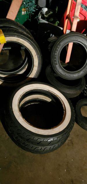 16 inch Harley Davidson tires for Sale in Highland, CA