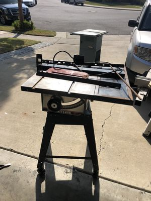 Craftsman table saw NO MOTOR for Sale in Westminster, CA