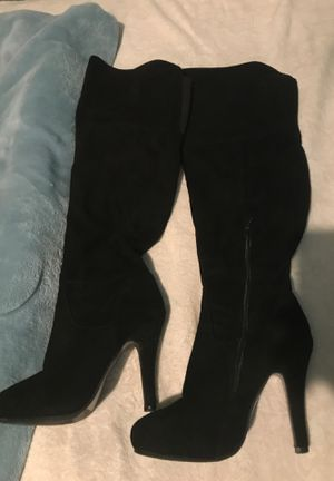 High thigh boots size 8 for Sale in Compton, CA