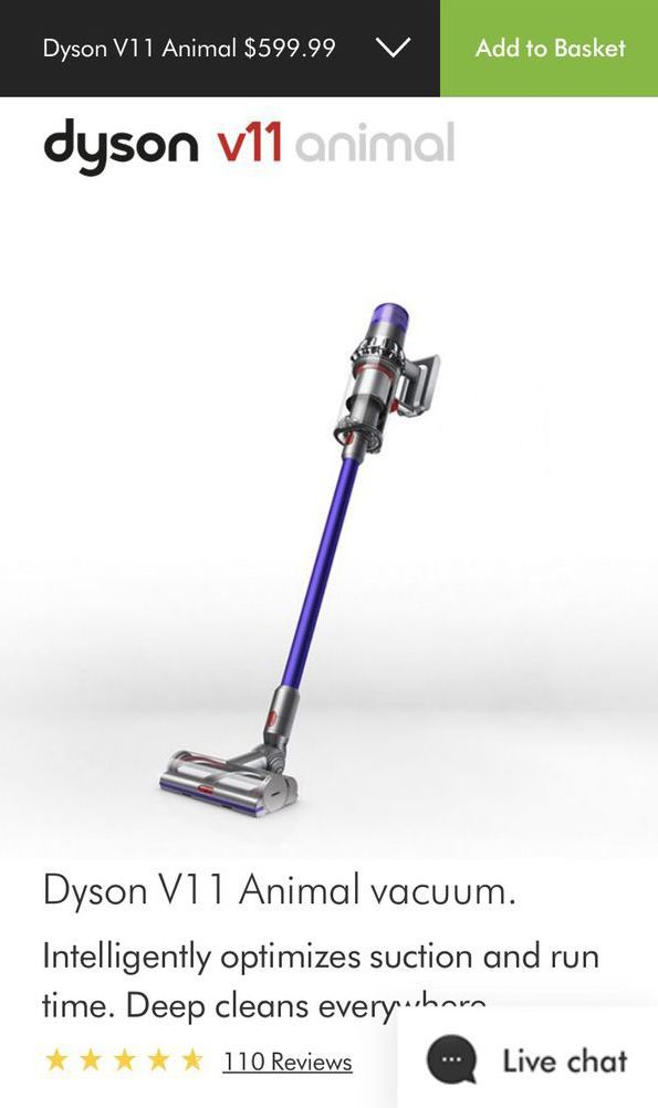 Brand New in Box: Dyson V11 Animal