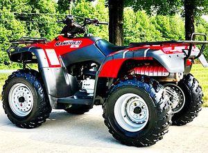 $600 Automatic 2001 Honda Rancher for Sale in Alexandria, VA