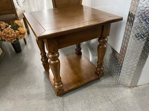 Wooden end table for Sale in Mountain View, CA