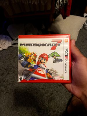 Mario Cart 7 for Sale in Munster, IN