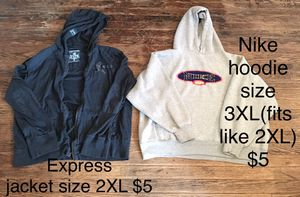 Men Size 2XL for Sale in St. Louis, MO