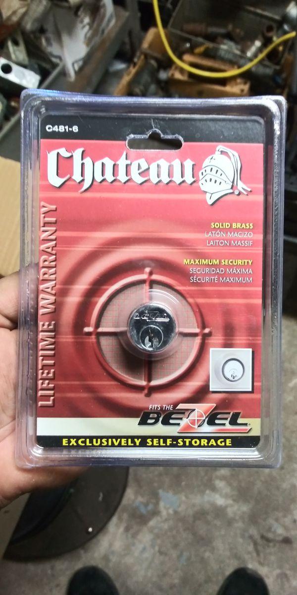 Chateau Cylinder Self Storage Locks