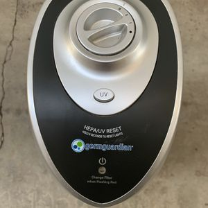 Germ Guardian Air Purifier with HEPA Filter and UVC for Sale in Whittier, CA