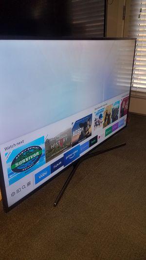"50""Samsung Led 4k 2160p ULTRA HIGH DEFINITION Smart TV wi-fi Model UN50MU630D for Sale in San Jose, CA"