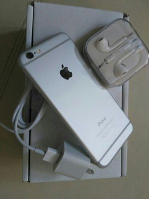 """iPhone 6 Plus ,,Factory UNLOCKED Excellent CONDITION """"aS liKE nEW"""" for Sale in West Springfield, VA"""