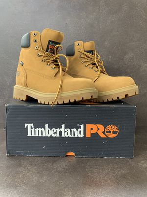 """Timberland Direct Attach 6"""" 8.5M Soft Toe Insulated Work Boots for Sale in Norwalk, CA"""
