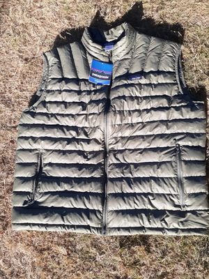 Patagonia Mens Puff Down Sweater Vest for Sale in Federal Way, WA