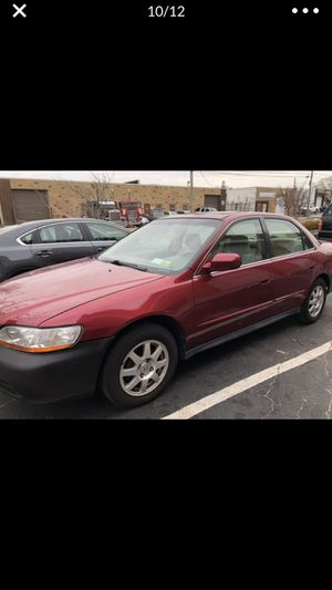 Honda accord 2002 special edition for Sale in Queens, NY