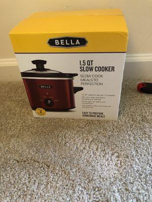 Slow cooker for Sale in Arlington, VA