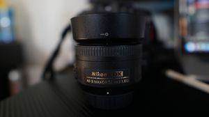 Nikon 1.8 35mm lens for Sale in Stockton, CA
