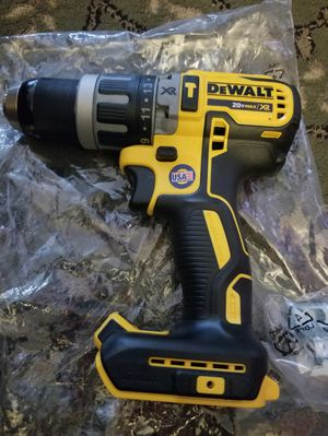 """New Dewalt XR 20V brushless 1/2"""" Hammer drill Tool only for Sale in Beaverton, OR"""