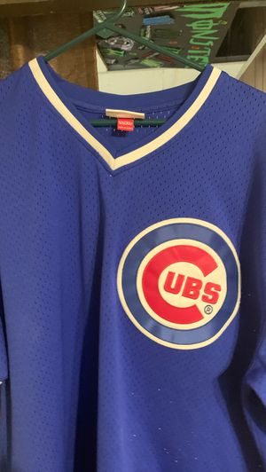Authentic Cubs jersey for Sale in Aurora, IL