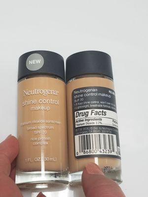 Neutrogena Shine Control Buff 30 for Sale in West Friendship, MD