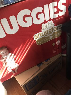 Huggies Size 1 Diapers 198 count for Sale in Oak Park, MI