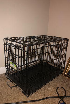 "Top paw 22"" double door folding crate for Sale in Winter Park, FL"