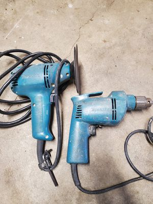 Vintage Makita tools for Sale in Seattle, WA