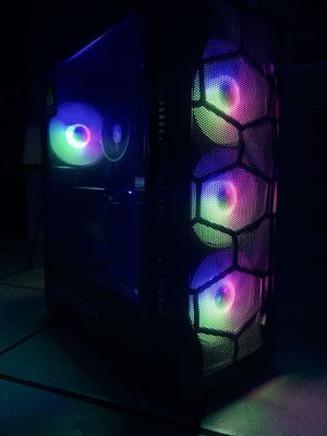 NEW Gaming PC | Ryzen | RX 580 | 16GB RAM for Sale in Lake Elsinore, CA