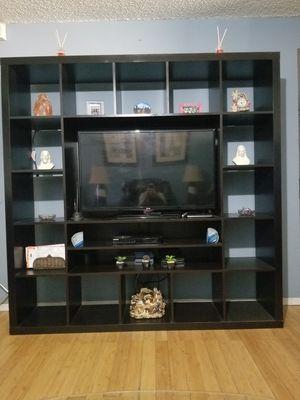 Cube, tv stand, shelf, enterteinment center, console table for Sale in Phoenix, AZ