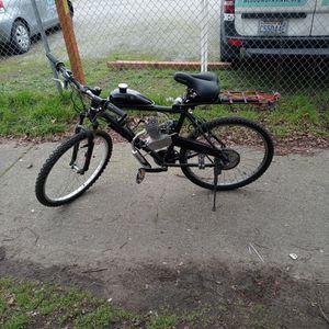 Motorized bike 50cc for Sale in Seattle, WA