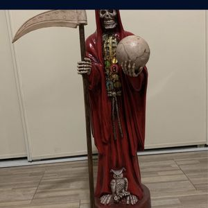 Santa Muerte Statue for Sale in San Bernardino, CA