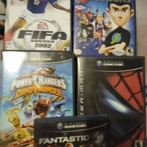 Nintendo GameCube Games No Trade 75th Avenue And Indian School for Sale in Phoenix, AZ