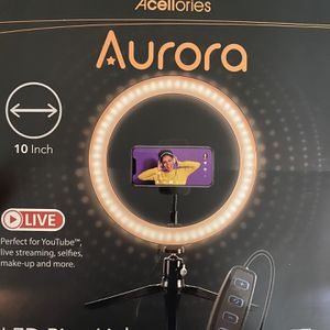 Aurora Led Ring Light for Sale in Richmond, CA