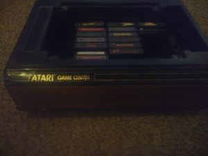Atari 2600 Game Center and playstation for Sale in Mifflinburg, PA