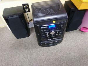 Cd tape player record playerand radio for Sale in Granite City, IL