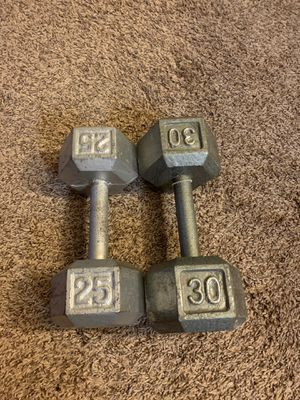 Body Building Arm Dumbbells Sporting Gym - Training Strength Weight Lifting 🏋️ for Sale in Nashville, TN