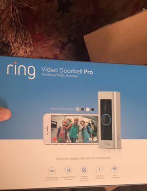 Video Doorbell Pro for Sale in Durham, NC