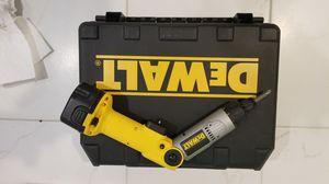 DEWALT Drill 7.2volt for Sale in Mount Hope, KS
