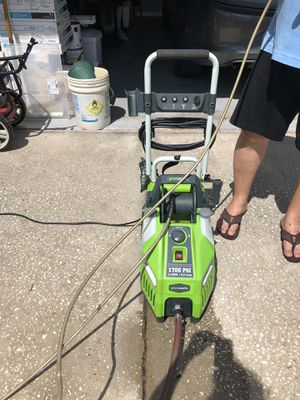 Electrical Pressure washer for Sale in Brandon, FL