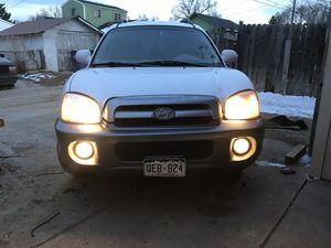 2005 Hyundai Santa FE for Sale in Denver, CO