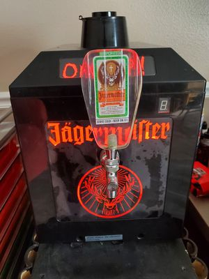 Commercial Jagermeister Cold Shot Machine for Sale in Rockledge, FL