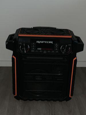 Ion wireless speaker (Ford Raptor) for Sale in Miramar, FL