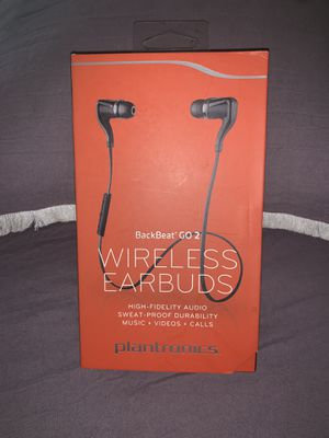 BackBeat Go 2 wireless earbuds for Sale in Concord, CA