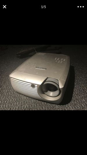 Infocus 4805 projecter works great!!! for Sale in Adelphi, MD