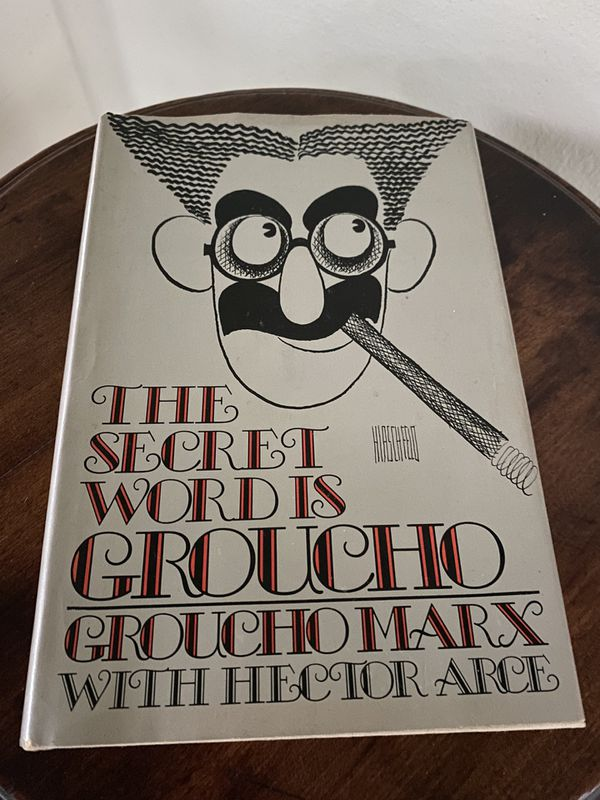 The secret word is Groucho