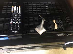 Onkyo TX-NR609 7.2 Network A/V Receiver for Sale in Buffalo Grove, IL