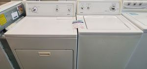 White Kenmore Washer and Dryer for Sale in Littleton, CO
