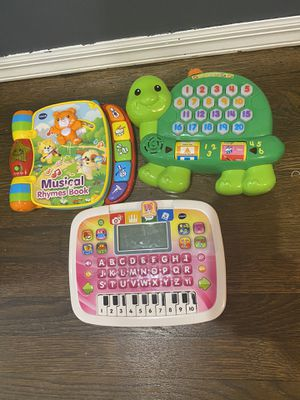 Kid's educational interactive toys. for Sale in Uniondale, NY