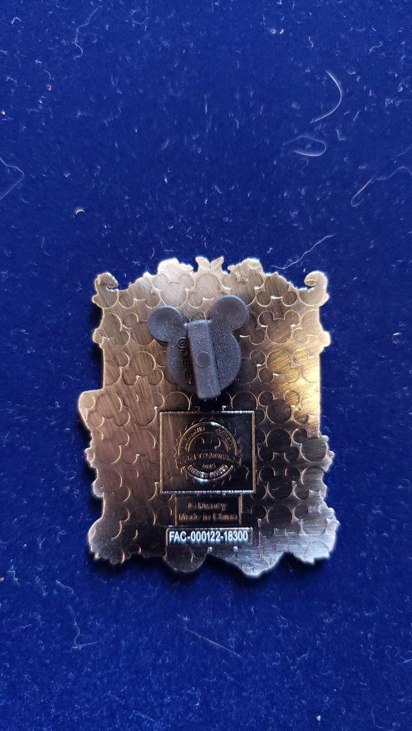 Maleficent Disney Trading Pin